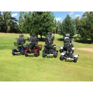 PG02 Golf buggy 1000W 2x55AH batteries or 50AH lithium battery